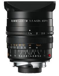 Leica Summilux-M 24mm F1.4 ASPH Lens