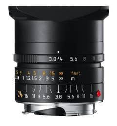 Leica Elmar-M 24mm F3.8 ASPH Lens