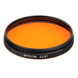Leica E60 Uva Filter (Orange)