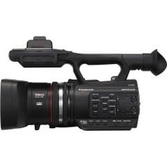 Panasonic AG-AC90AEN Professional Video Camera with AG-MC200G Microphone