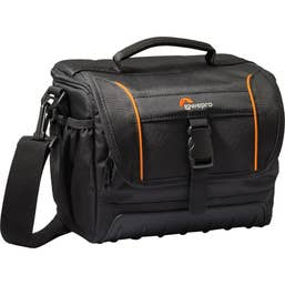 Lowepro Adventura SH 160 II Shoulder Bag - Black - 680941