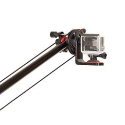 Joby Action Jib Kit & Pole Pack - Black/Red
