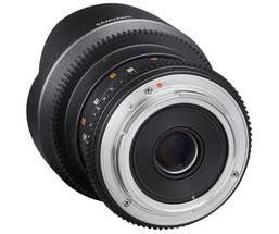 Samyang 14mm T3.1 VDSLR II Canon EOS Full Frame