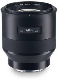 Zeiss Batis 85mm f/1.8 Sony E-Mount Lens