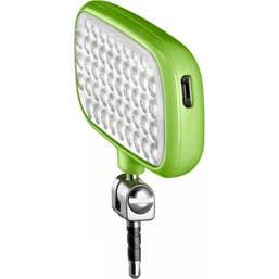 Metz Mecalight LED-72 Smartphone - Tablet LED Light -  Green
