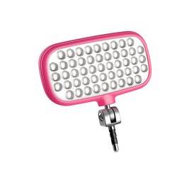 Metz Mecalight LED-72 Smartphone - Tablet LED Light -  Pink