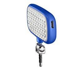 Metz Mecalight LED-72 Smartphone - Tablet LED Light -  Blue