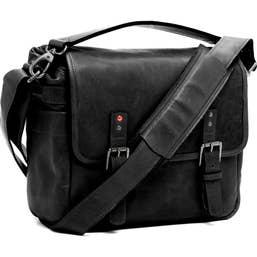 ONA Berlin II Camera Messenger Bag - Black   (ONA028BL-2)