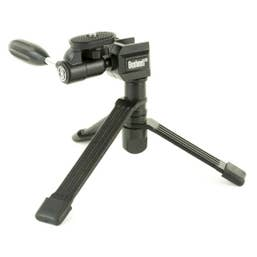 Ultra Compact Black Tripod/Win dow Mount, Clam BUSHNELL