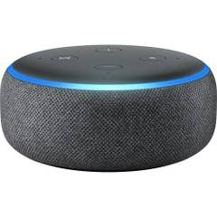 Amazon Echo Dot with Alexa (3rd Generation) [Charcoal Fabric]