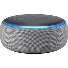 Amazon Echo Dot with Alexa (3rd Generation) [Heather Grey]