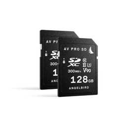ANGELBird AV PRO SD MK2 128GB V90 | 2 PACK