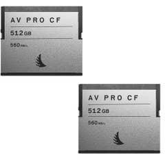 Angelbird 1TB Match Pack for the Blackmagic Design URSA Mini (2 x 512GB)
