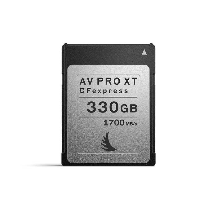 Angelbird AV PRO CFexpress XT 330 GB