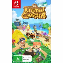 Animal Crossing New Horizons for Nintendo Switch