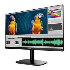 "AOC 27B2H 27"" 75Hz FHD Flicker-Free Frameless IPS Home Monitor"