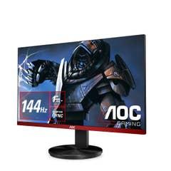 """AOC G2490VX/BK 23.8"""" 144Hz Full HD 1ms FreeSync VA Gaming Monitor"""