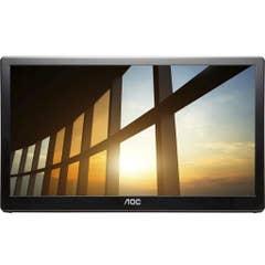 "AOC I1659FWUX 15.6"" FHD IPS Portable USB 3.0 Powered Monitor"