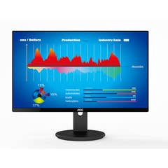 """AOC U2790VQ 27"""" 4K UHD ClearVision Frameless IPS Business Pro Monitor"""