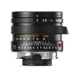 Leica APO-Summicron-M 35mm f/2 ASPH. Lens - Black