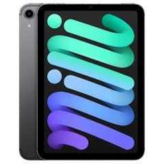 "Apple iPad Mini 8.3"" Wi-Fi + Cellular 64GB Space Grey (6th Gen) - MK893X/A"