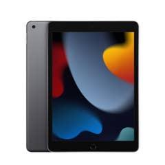 "Apple iPad 10.2"" Wi-Fi 64GB Space Grey (9th Gen) - MK2K3X/A"