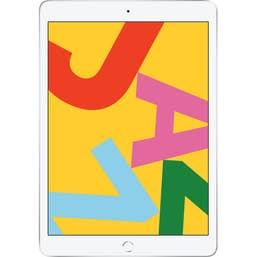 Apple iPad 128GB Wi-Fi (Silver) [7th Gen]