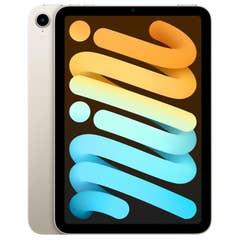 """Apple iPad Mini 8.3"""" Wi-Fi 64GB Starlight (6th Gen) - MK7P3X/A"""