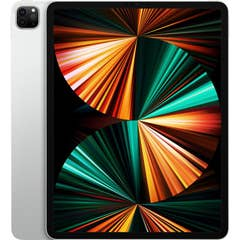 """Apple iPad Pro 12.9"""" M1 Chip, Wi-Fi 256GB Silver (5GEN) -MHNJ3X/A"""