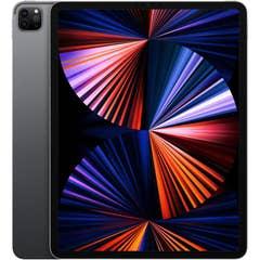 """Apple iPad Pro 12.9"""" M1 Chip, Wi-Fi 256GB Space Grey (5GEN) -MHNH3X/A"""