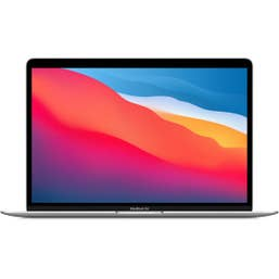 Apple MacBook Air 13-inch with M1 chip 7-core GPU 256GB SSD - Silver (2020)