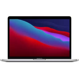 Apple MacBook Pro 13-inch with M1 chip / 512GB SSD - Silver (2020)