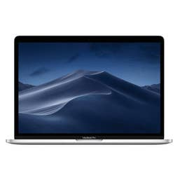 Apple Macbook Pro 13-Inch with Touch Bar: 2.4GHZ Quad-Core I5/8GB/256GB/Intel Iris Pro 655 - Silver