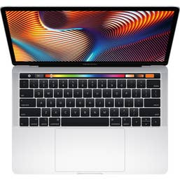 Apple Macbook Pro 13-Inch with Touch Bar: 2.4GHZ Quad-Core I5/8GB/512GB/Intel Iris Pro 655 - Silver