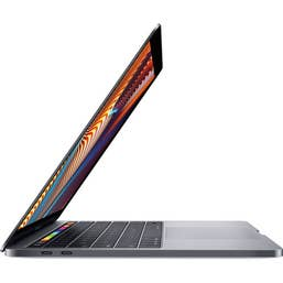 Apple Macbook Pro 13-Inch with Touch Bar: 2.4GHZ Quad-Core I5/8GB/512GB/Intel Iris Pro 655 - Space Grey