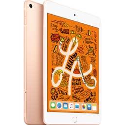 Apple iPad mini 64GB Wi-Fi + Cellular - Gold (2019)