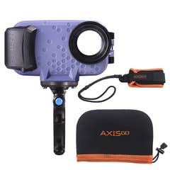Aquatech AxisGO 12 Pro Astral Purple Action Kit