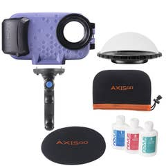 Aquatech AxisGO 12 Pro Astral Purple Over Under Kit