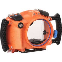 Aquatech EDGE BASE- Fujifilm X-TA - ORANGE (10329)