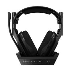 ASTRO A50 Wireless  plus Base Station for PlayStation 4 and PC