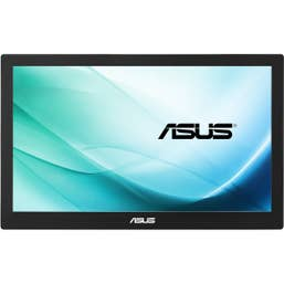 ASUS MB169C+ 15.6 FHD Portable IPS USB-powered Monitor