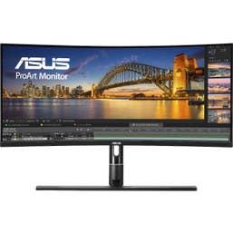 ASUS ProArt PA34VC 34-inch 100Hz UWQHD 100% sRGB Curved IPS Monitor w/ Thunderbolt 3