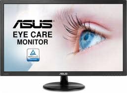 ASUS VP247HAE 23.6 Full HD Eye Care VA Monitor