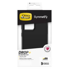 OtterBox Symmetry Series Case For Samsung Galaxy S21 Ultra Black