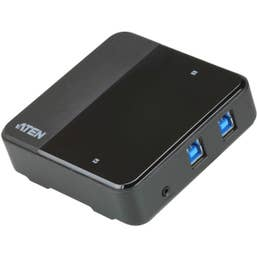 Aten 2 x 4 USB 3.1 Gen-1 Peripheral Sharing Switch