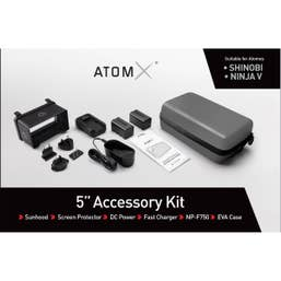 "Atomos 5"" Accessory Kit Suits Ninja V and Shinobi"