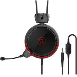 Audio Technica ATH-AG1X Isolation High Fidelity Gaming Headset