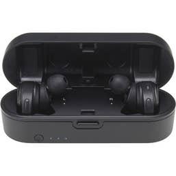Audio Technica CKR7TW Premium True Wireless In-Ear Headphones (Black)