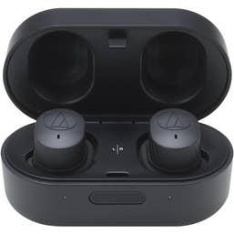 Audio Technica SPORT7TW Sport True Wireless In-Ear Headphones (Black)