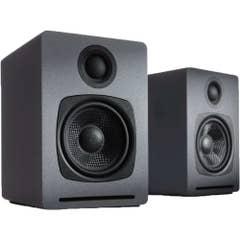 Audioengine A1 Wireless Desktop Speakers - Black
